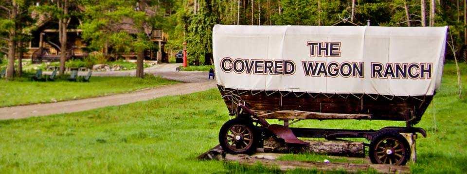 covered wagon ranch, wagon